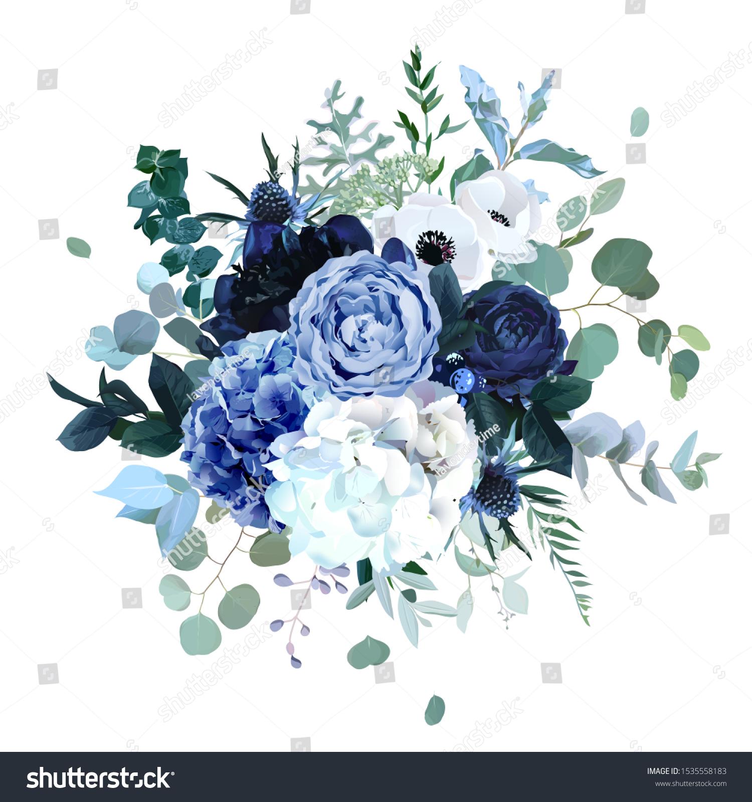 Verde Azulado Apliques De Flores Flores de Satén Rosa Offray Enrollado x 10 piezas de jade azul Moss