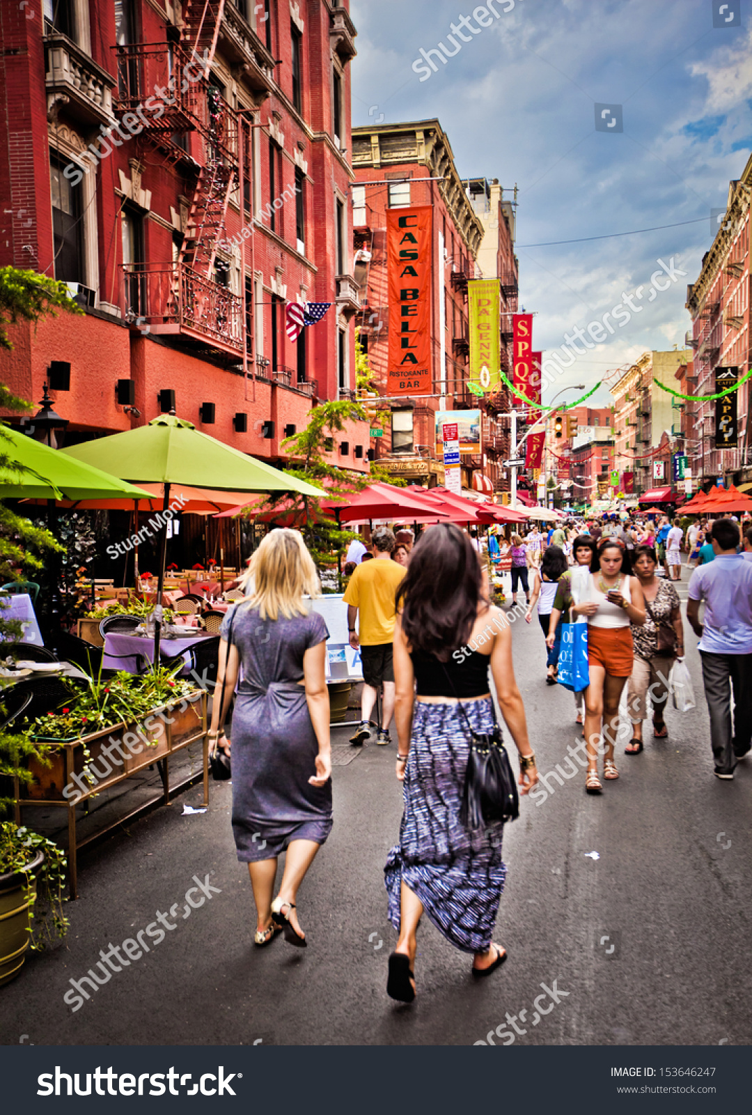 New york city aug 5 little italy famous for its for Events going on in new york city