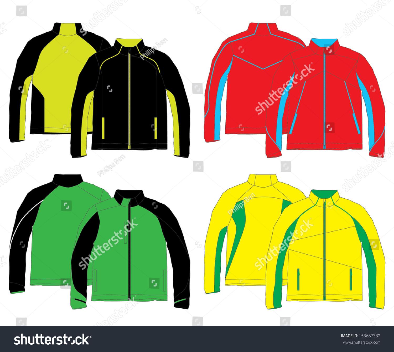 Shirt jacket design - Jacket Design