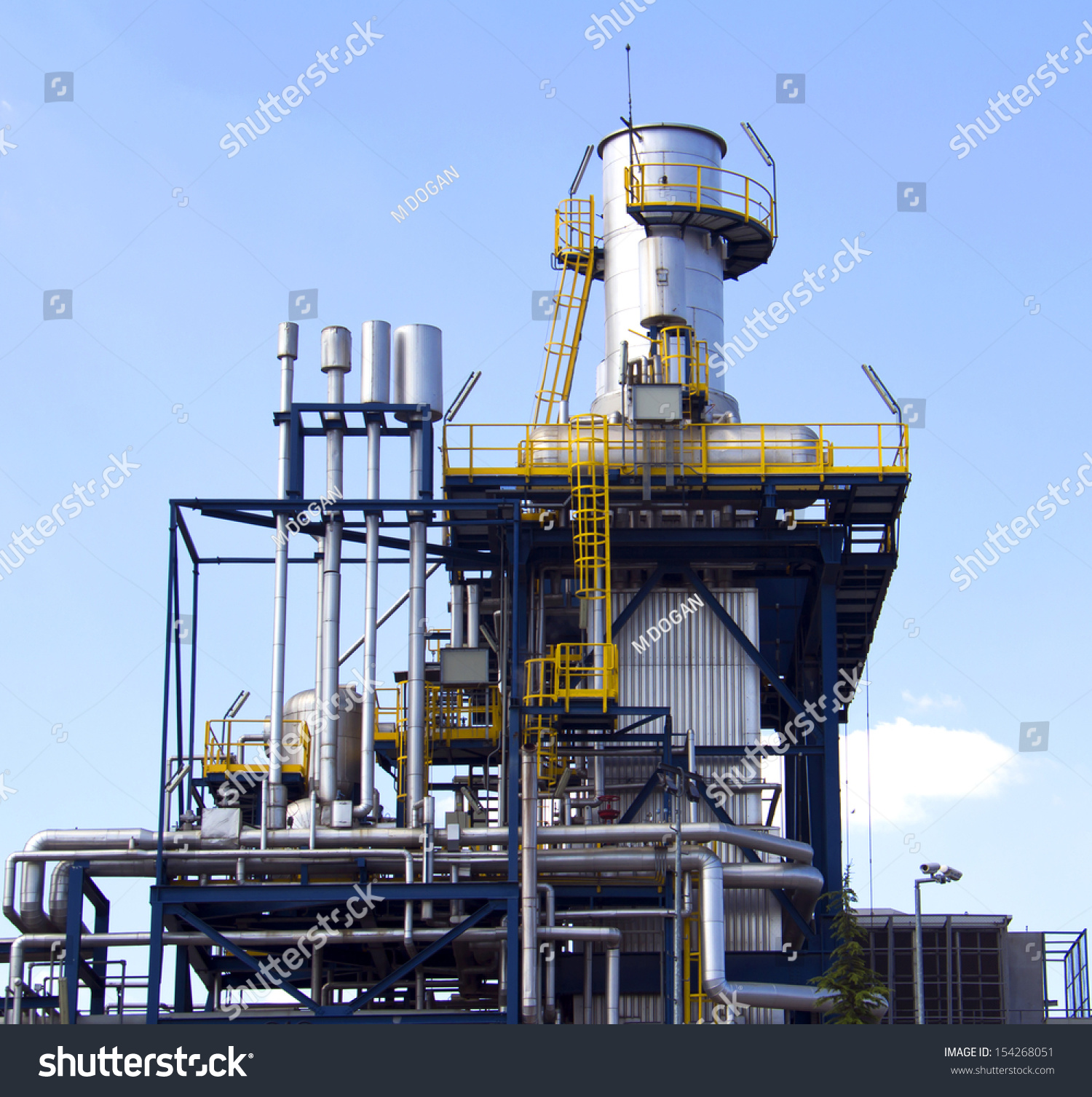 Natural Gas Power Plant Stock Shutterstock