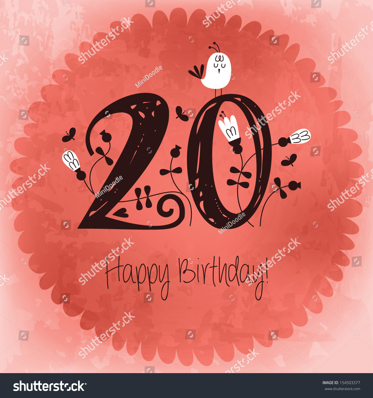 Поздравления на 20 лет подруге