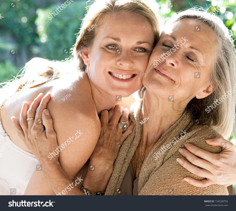 С мамой по взрослому 19 фотография