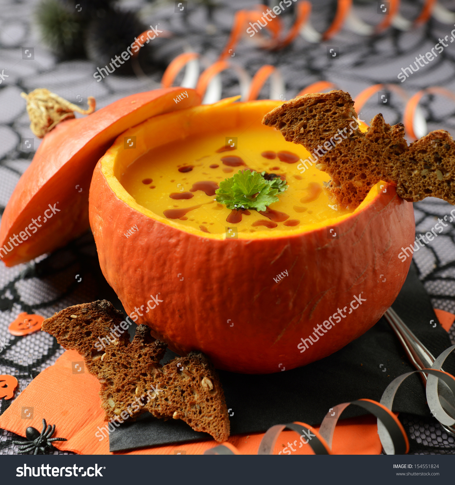 how to cook fresh pumpkin for soup