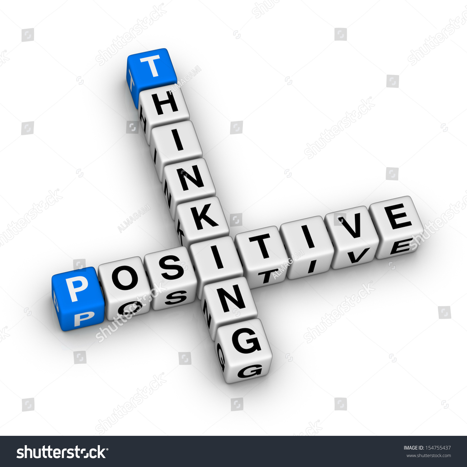 Positive thinking crossword puzzle stock illustration 154755437 positive thinking crossword puzzle biocorpaavc