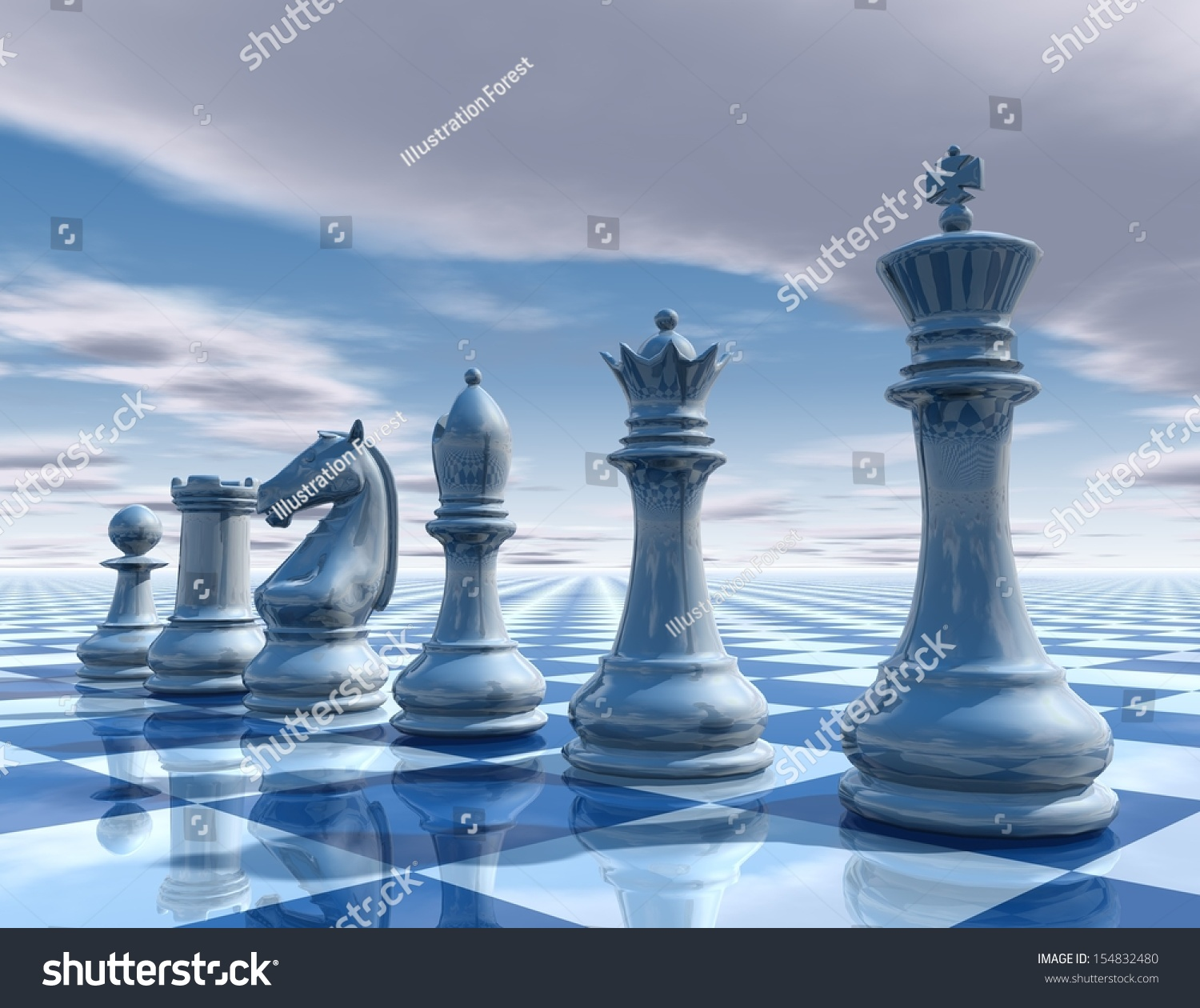 free illustration chessboard render - photo #29