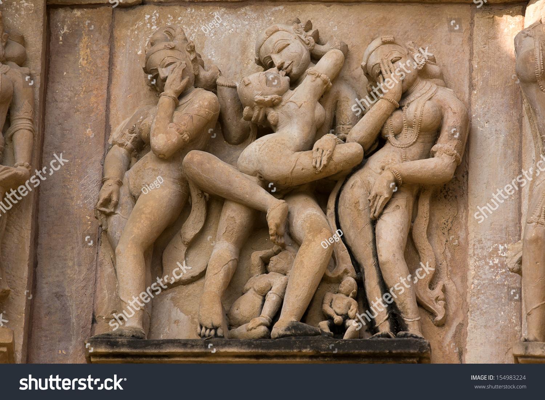 Эротический храм в индии 1 фотография