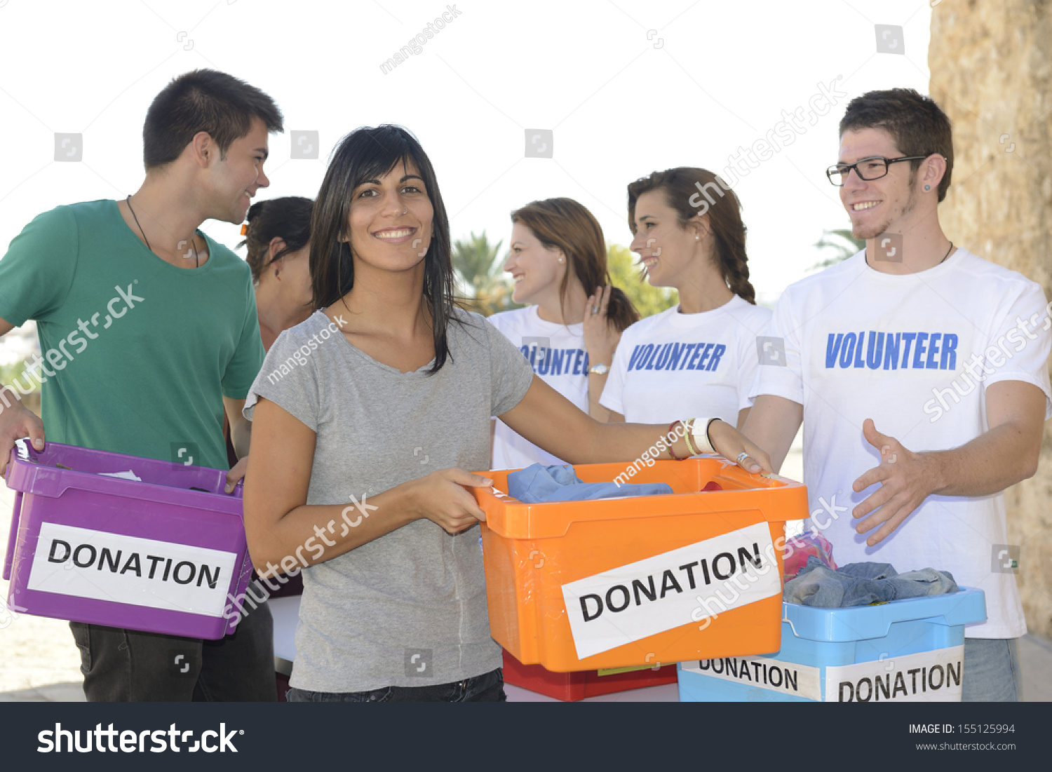 Charity Clothing Pickup Collecting Clothing for a Cause *Since November Collecting Clothing for a Cause *Since November