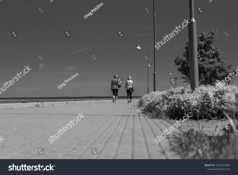 Long way across beautifull lake #1554724184