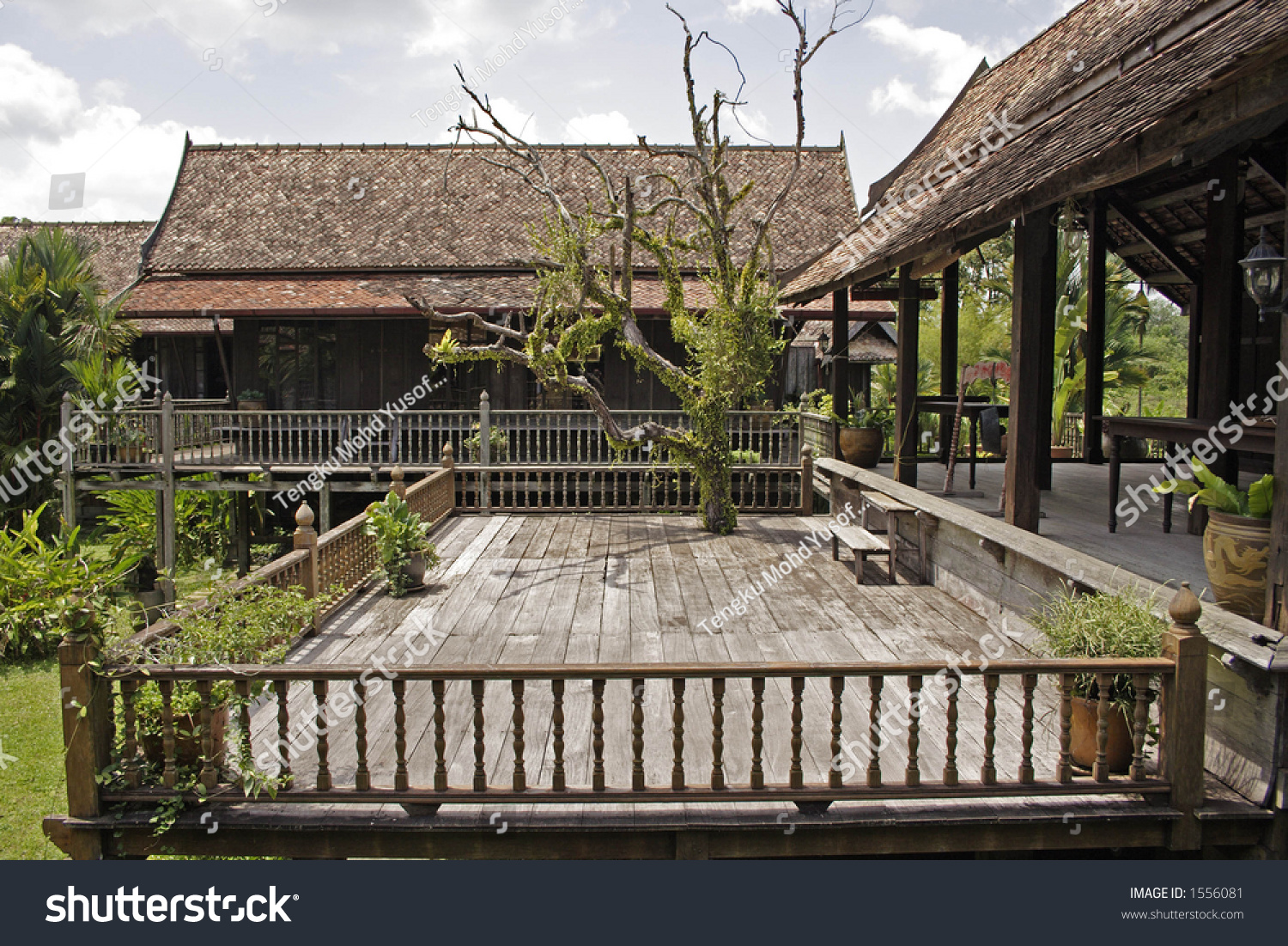 Traditional Malaysian House Design House Design