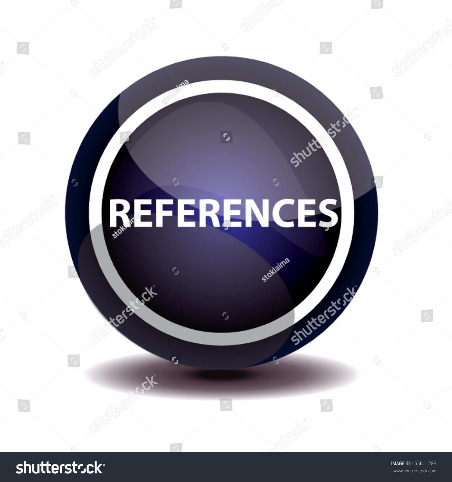 violet references button design vector illustration stock vector violet references button design vector illustration