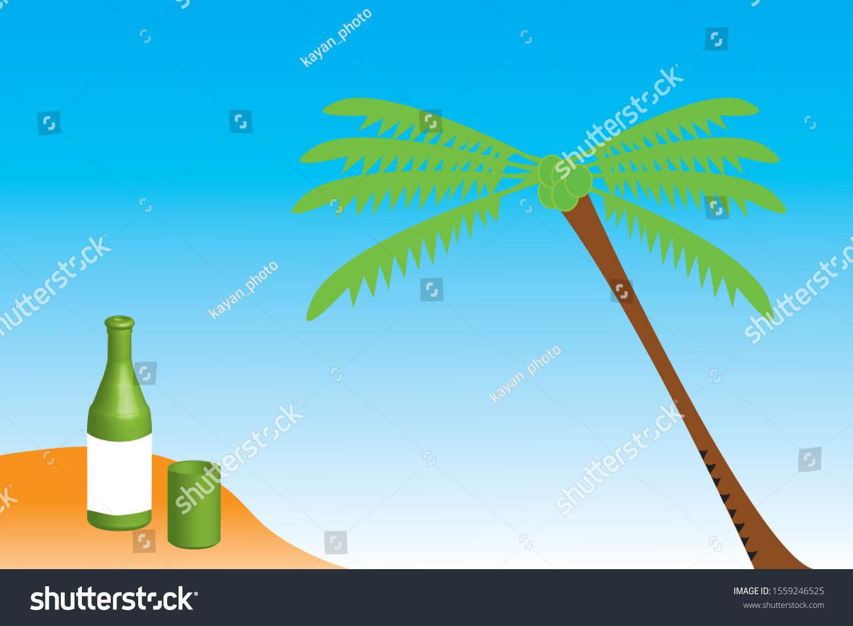 Blue Hawaii Drink Images Stock Photos Vectors Shutterstock