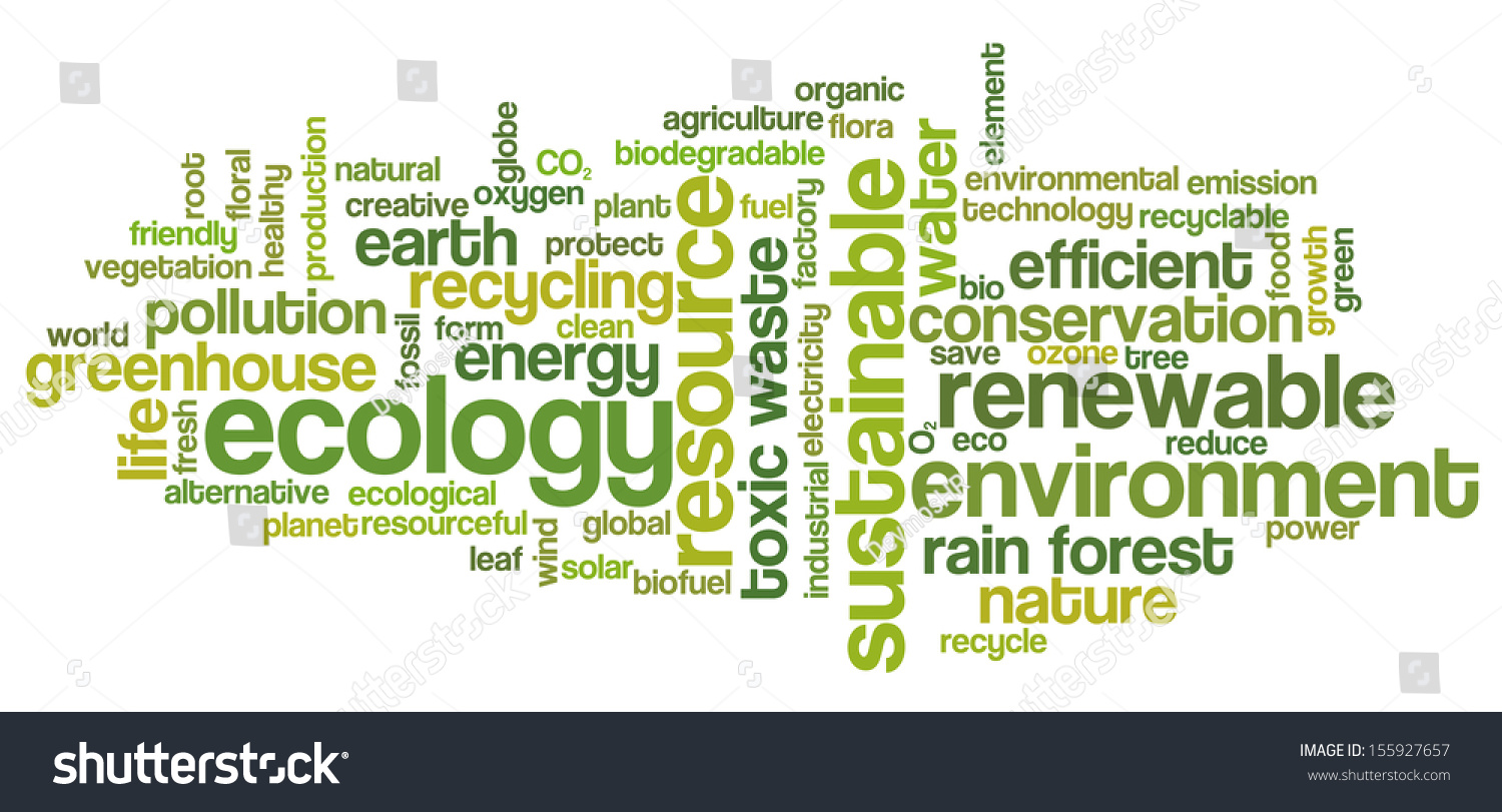 ecology words Gallery