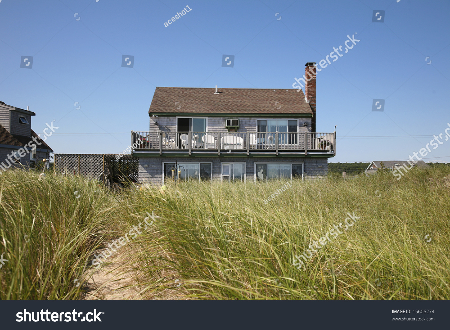 Cape cod beach house pictures