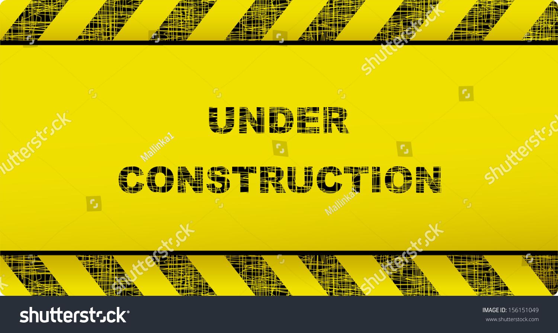 Dirty yellow background construction symbol stock vector 156151049 dirty yellow background with construction symbol biocorpaavc Choice Image