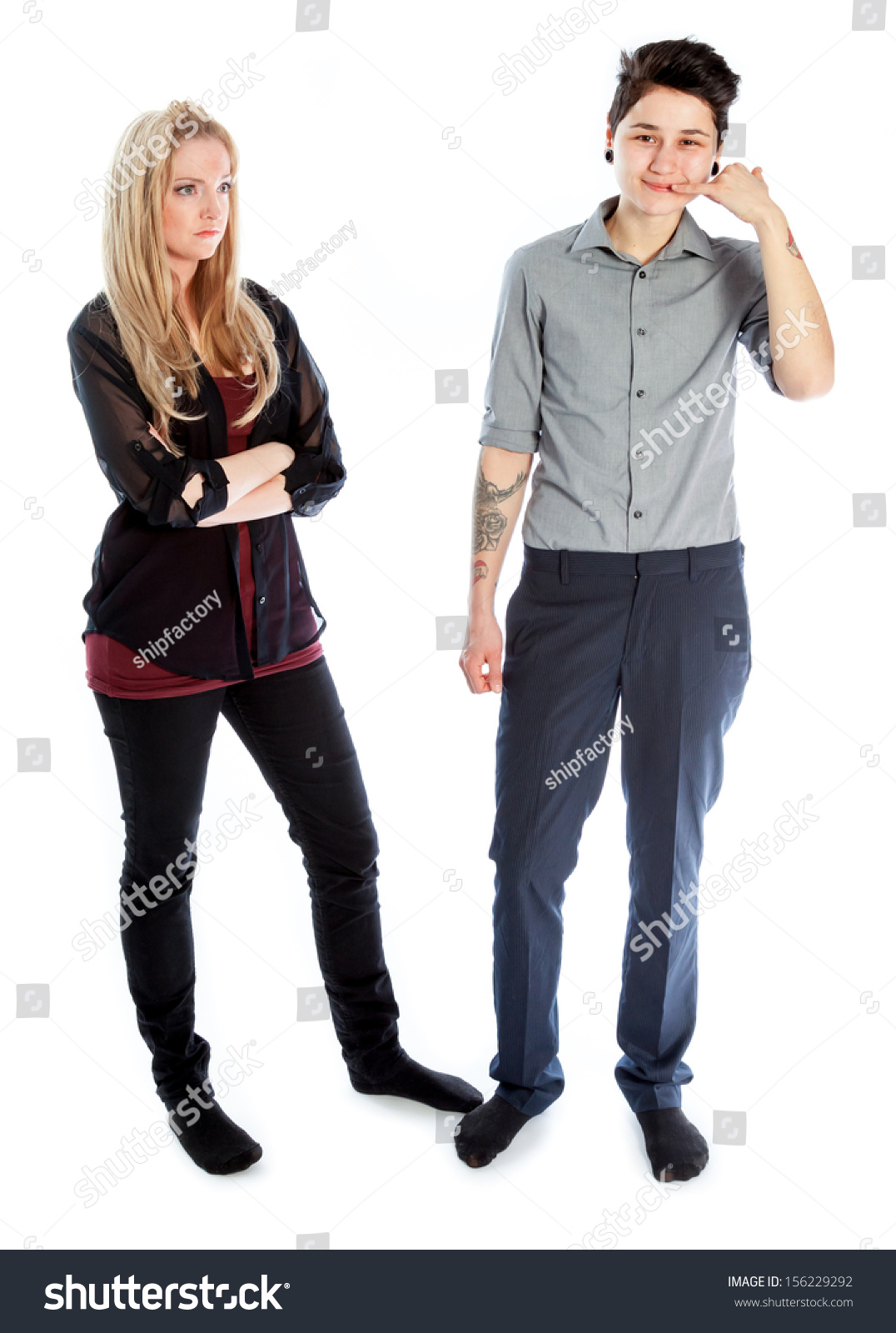 cute lesbian couple 30 years old stock photo (edit now)- shutterstock