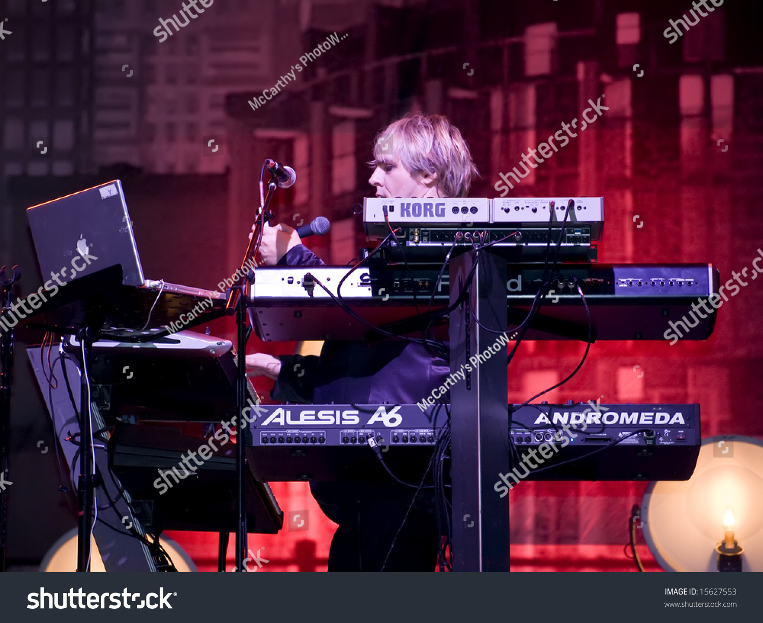 malta july 26 duran duran keyboardist nick rhodes live
