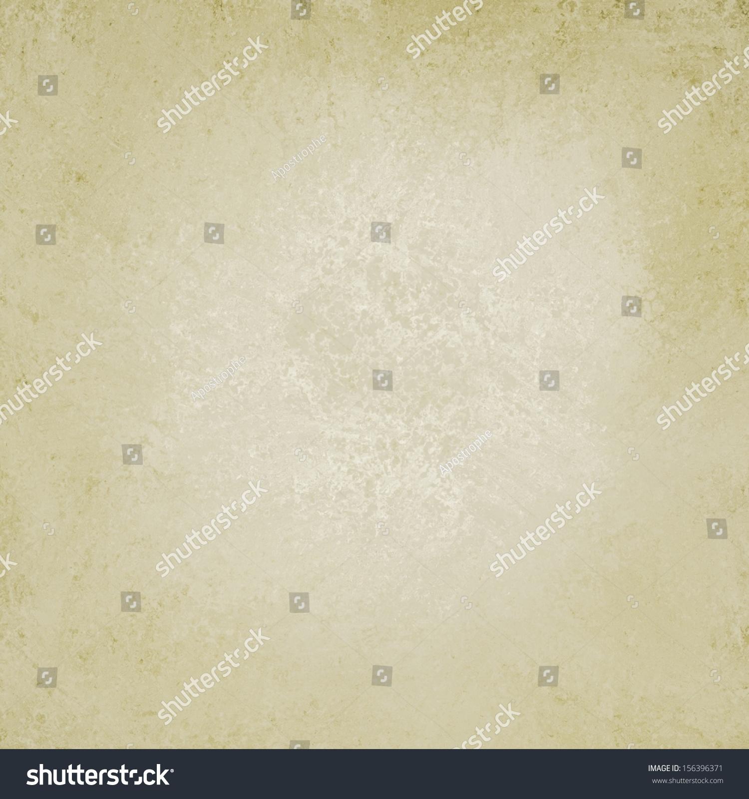 Tan Brown Background Soft Pastel Vintage Grunge Texture Light Solid Design Off White