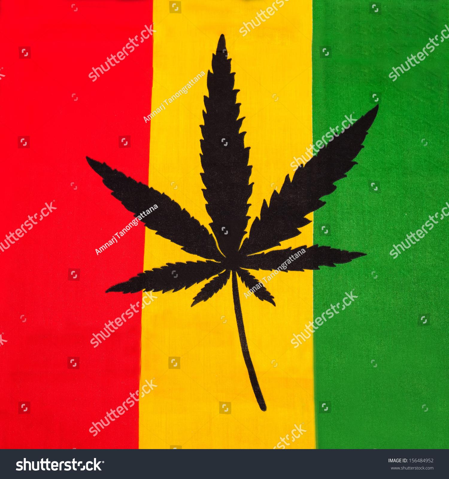 Image Gallery jamaican flag weed
