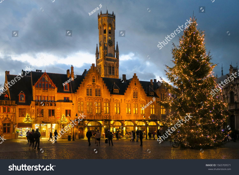 stock-photo-bruges-belgium-november-goth