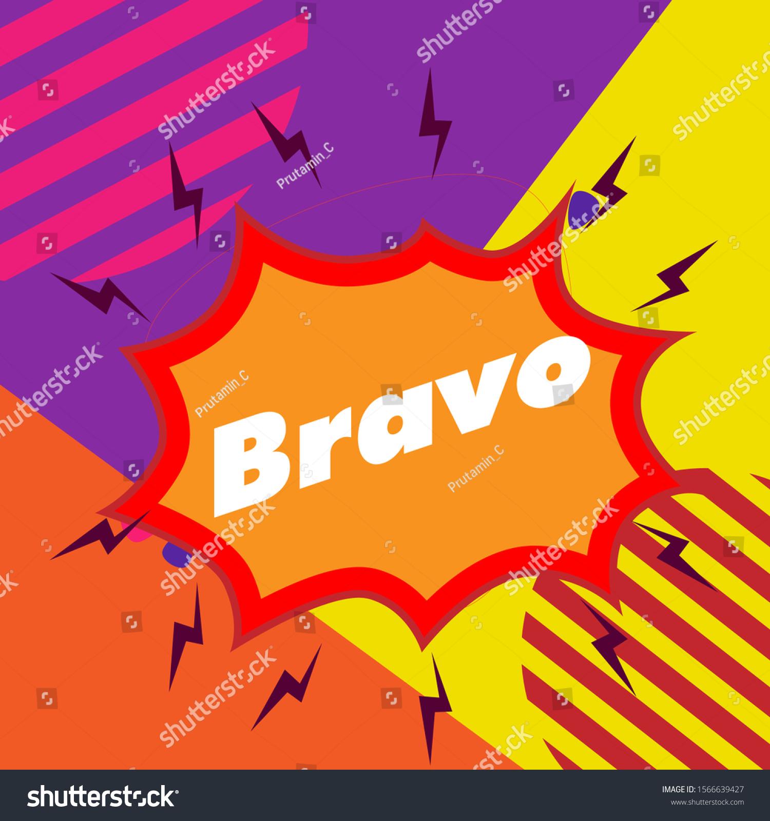 stock-vector-bravo-beautiful-greeting-ca