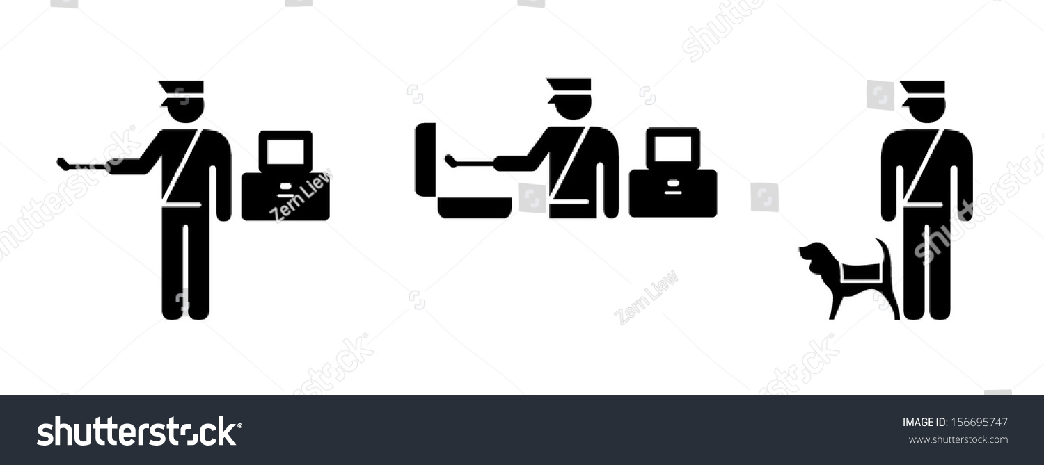 free clipart airport security - photo #29