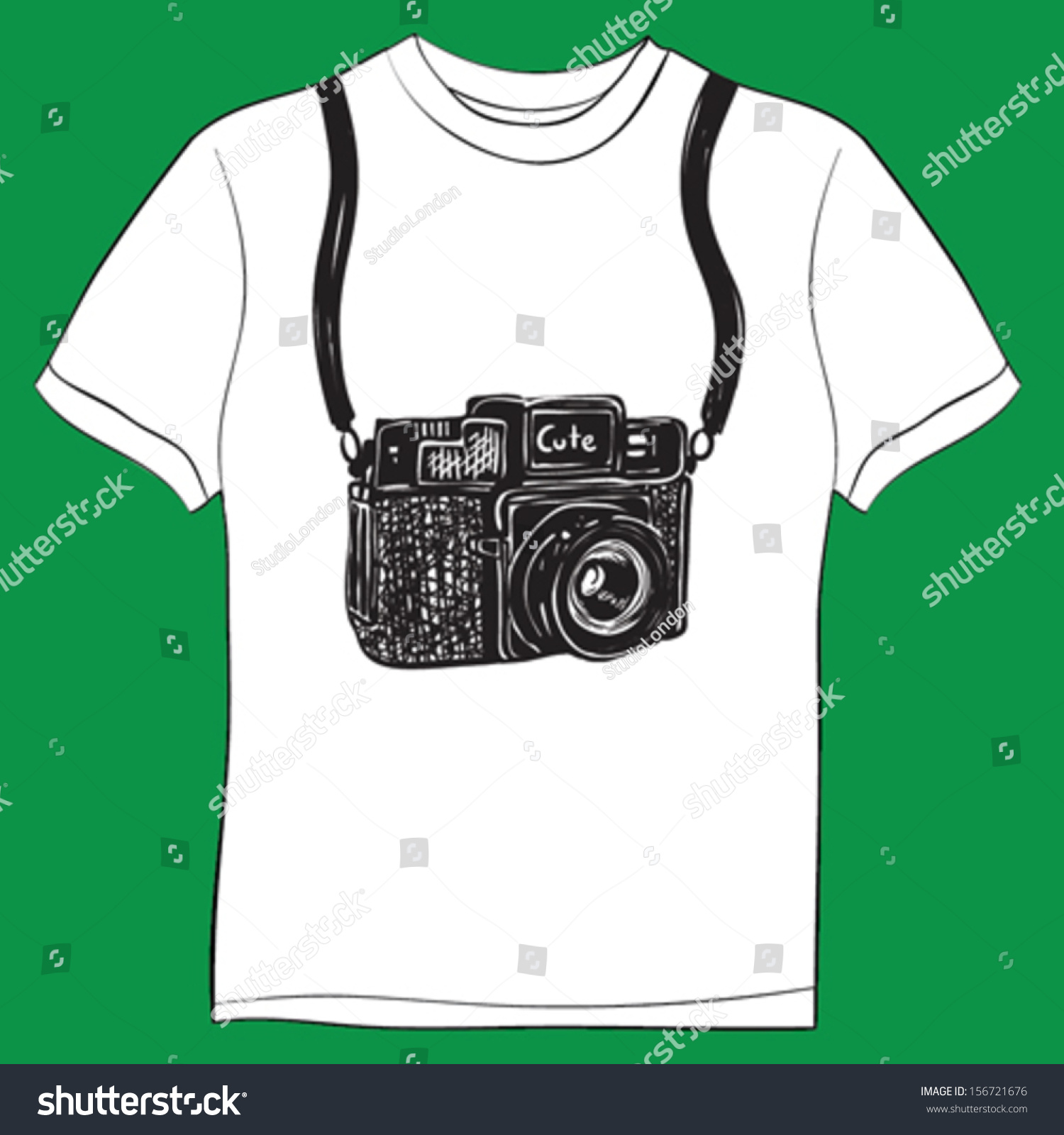 Cartoon Character T Shirt Design : Cameratshirt graphicscute cartoon characterscute graphics