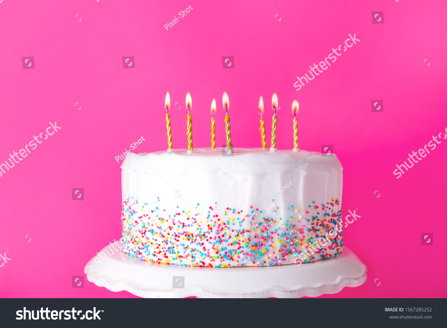 Fabulous Tasty Birthday Cake On Color Background Stock Photo Edit Now Personalised Birthday Cards Cominlily Jamesorg