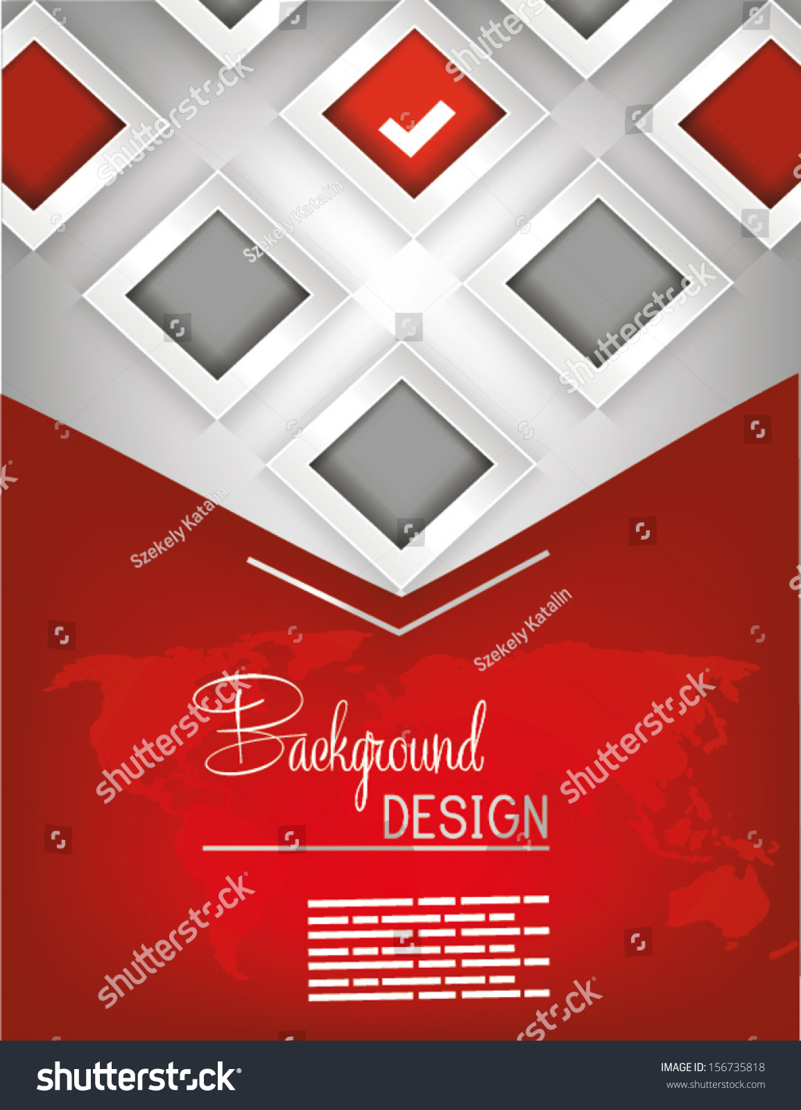 Professional Business Red Flyer Template Brochure Or Cover Design – Red Flyer Template