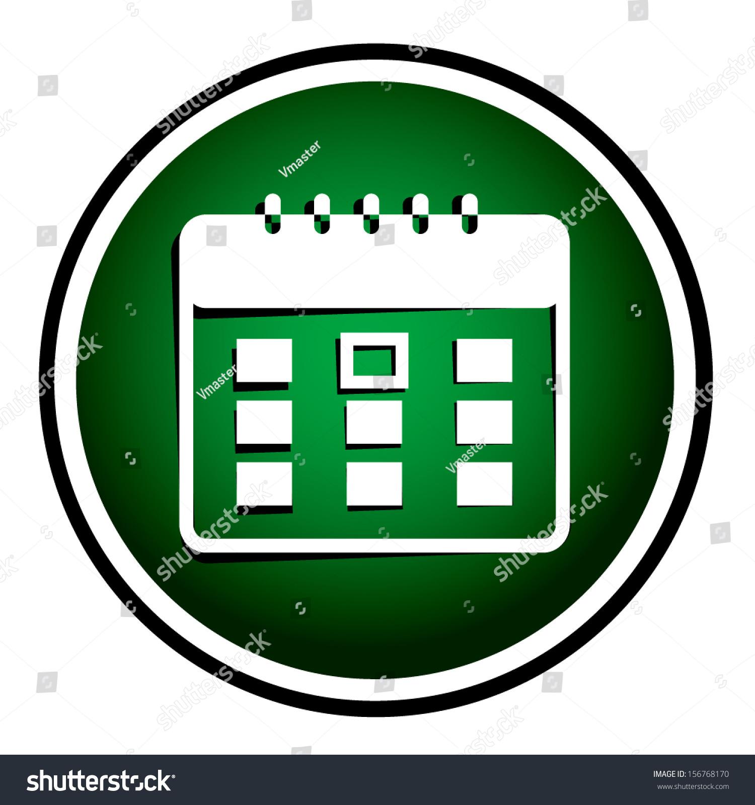 Calendar Icon G...
