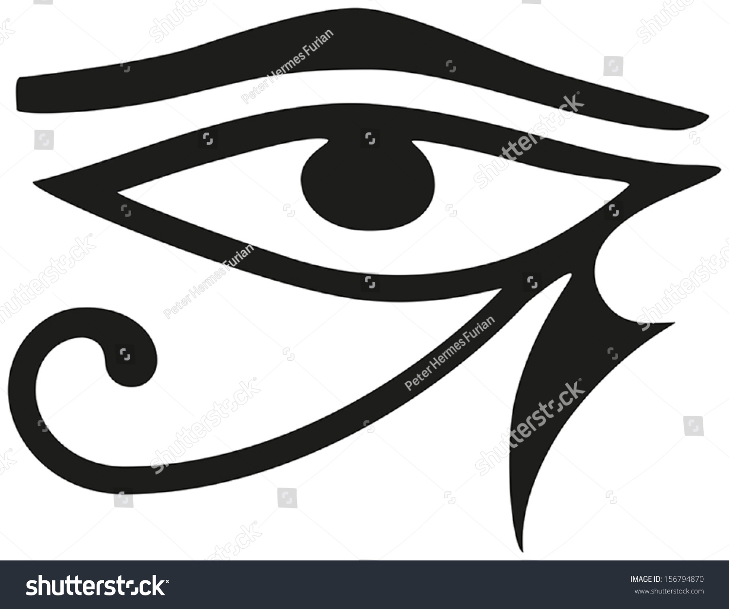 Eye Of Horus A Powerful Symbol From Ancient Egypt