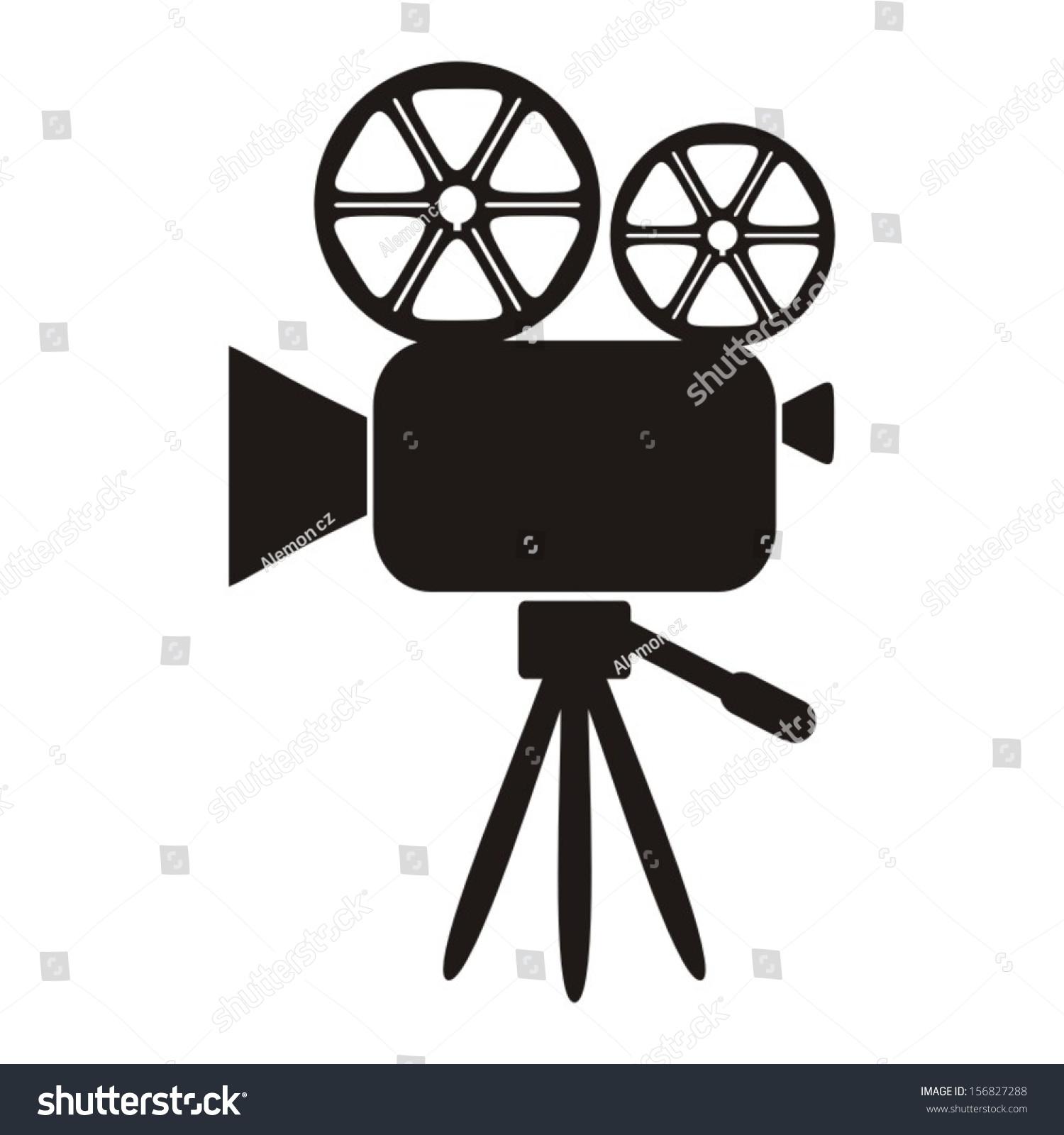 Projector Clipart movie projector stock vectors & vector clip art ...
