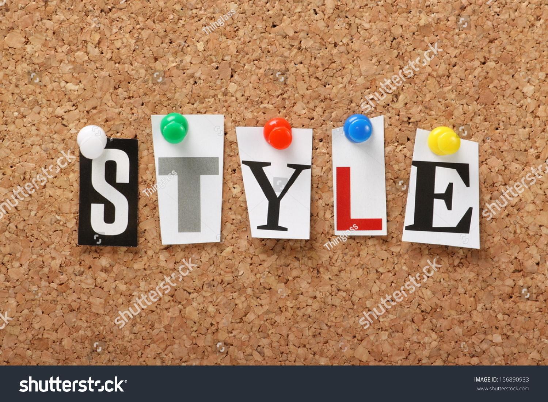 name writing styles