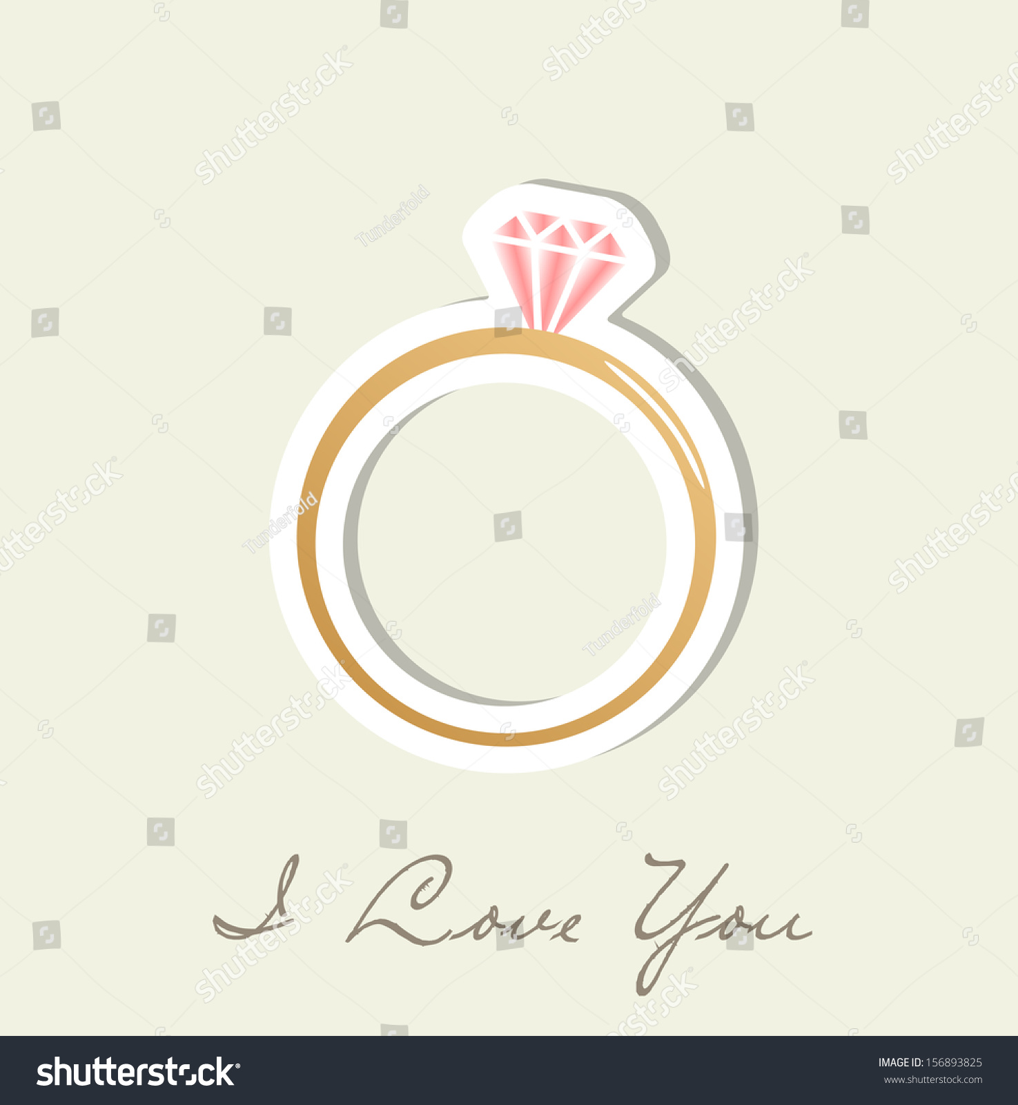 engagement ring vector - photo #24