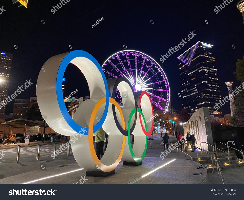 stock-photo-centennial-olympic-park-entr