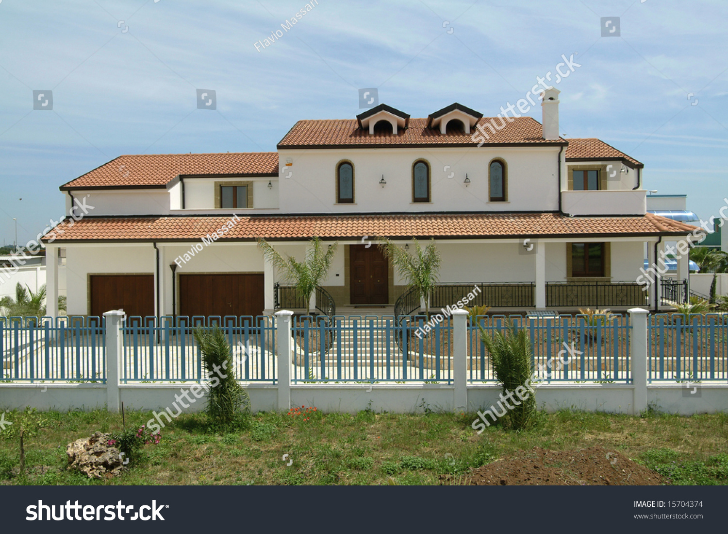 Italian country home stock photo 15704374 shutterstock for Italian country homes
