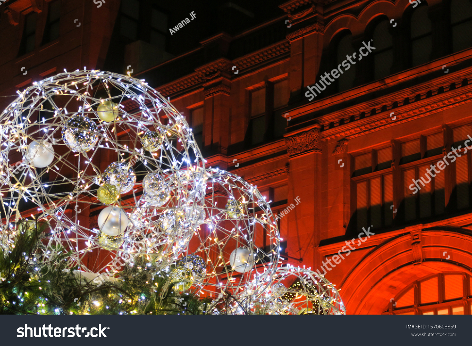 stock-photo-outdoors-christmas-lights-an