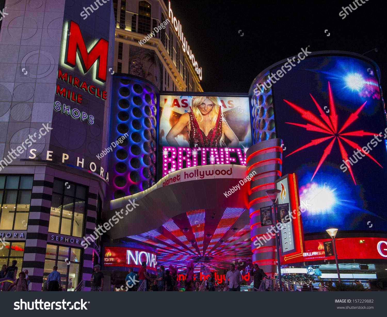 Las Vegas Oct O1 Britney Spears Stock Photo Edit Now 157229882