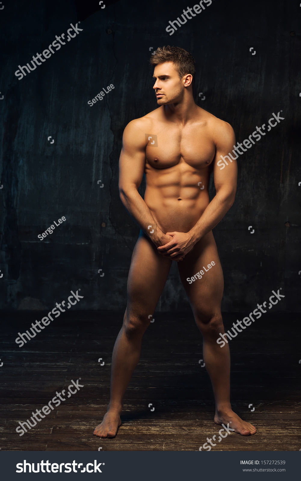 Man naked picture