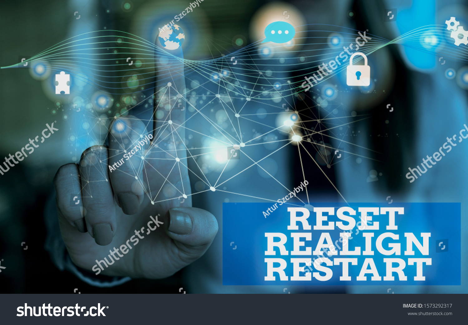 Handwriting text Reset Realign Restart. Concept meaning Life audit will help you put things in perspectives Picture photo system network scheme modern technology smart device. #1573292317
