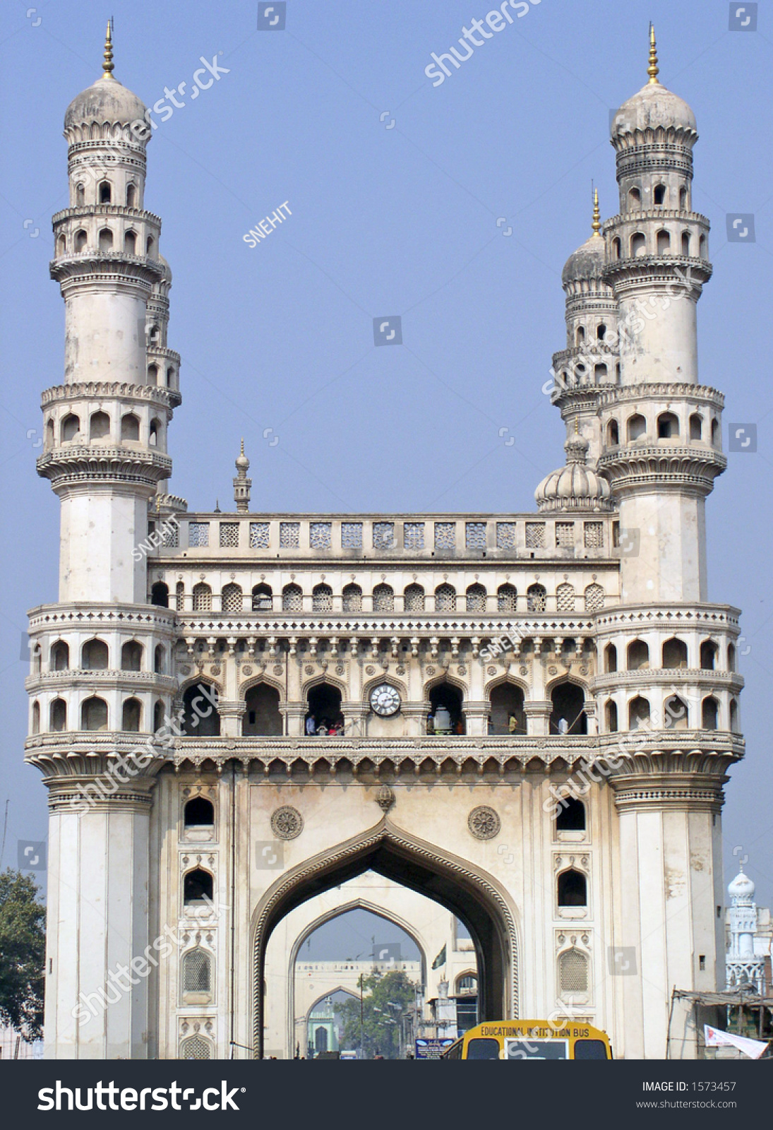 charminar stock photo 1573457   shutterstock