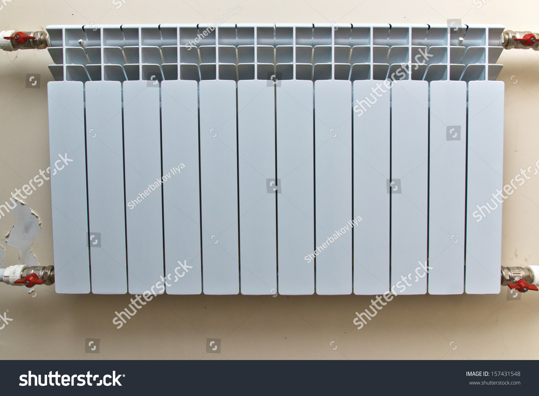 Radiator Central Heating Apartment Stock Photo 157431548 - Shutterstock
