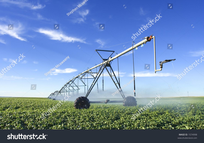 Modern Irrigation Tool Stock Photo 1574998 - Shutterstock