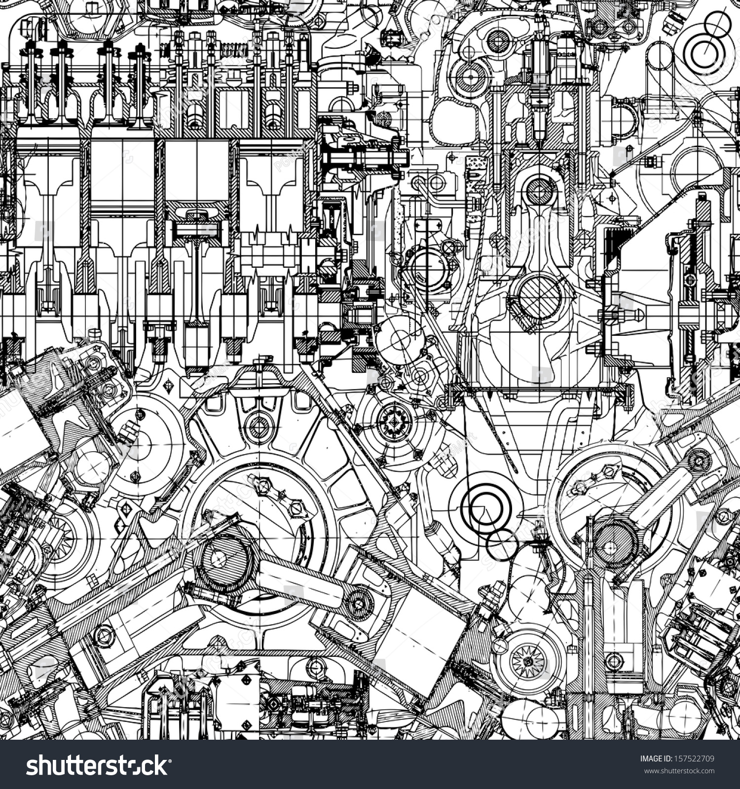 background drawing desktops - photo #46