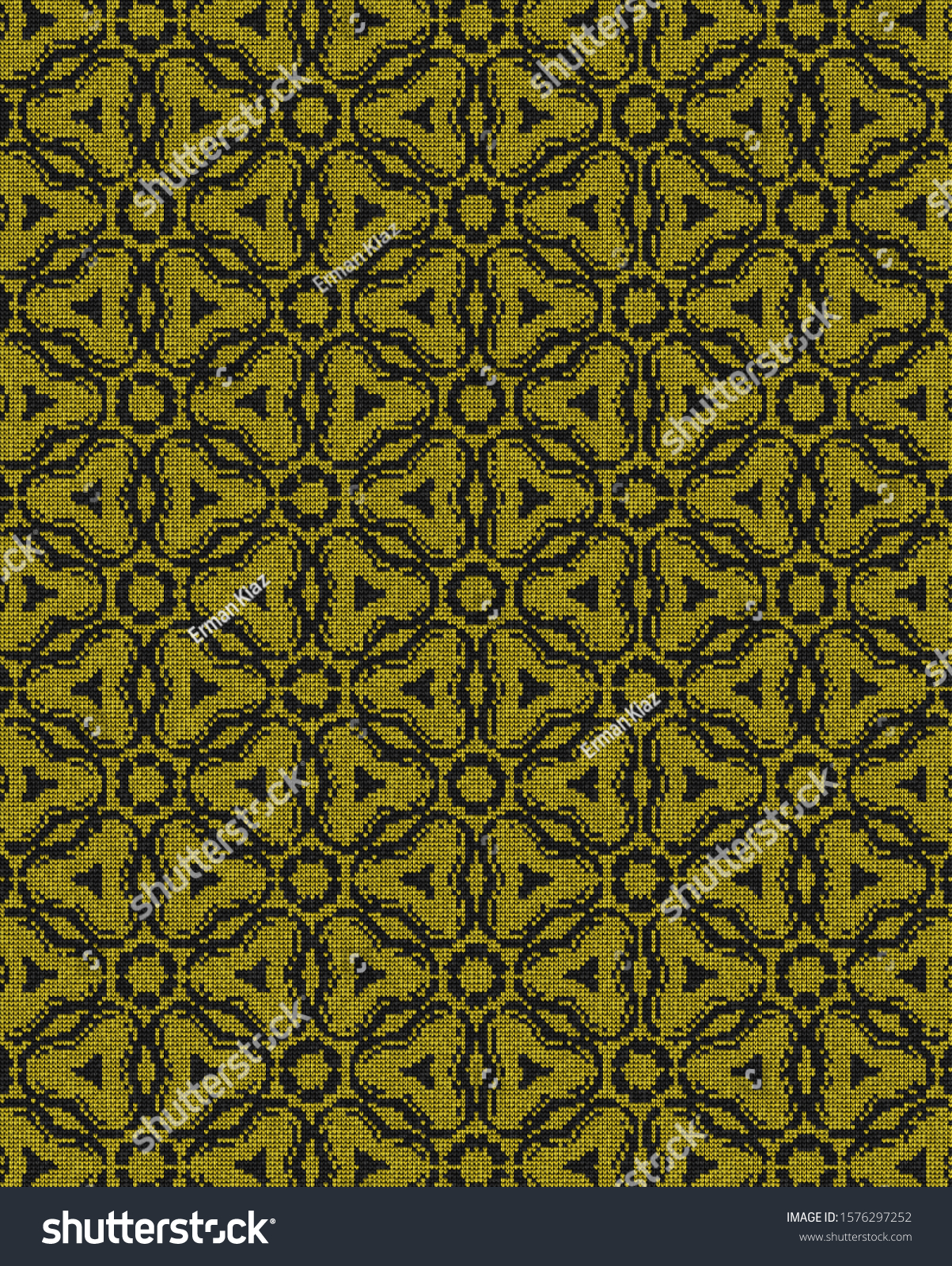 stock photo retro vintage aesthetic background seamless pattern design s s for wallpaper music website 1576297252