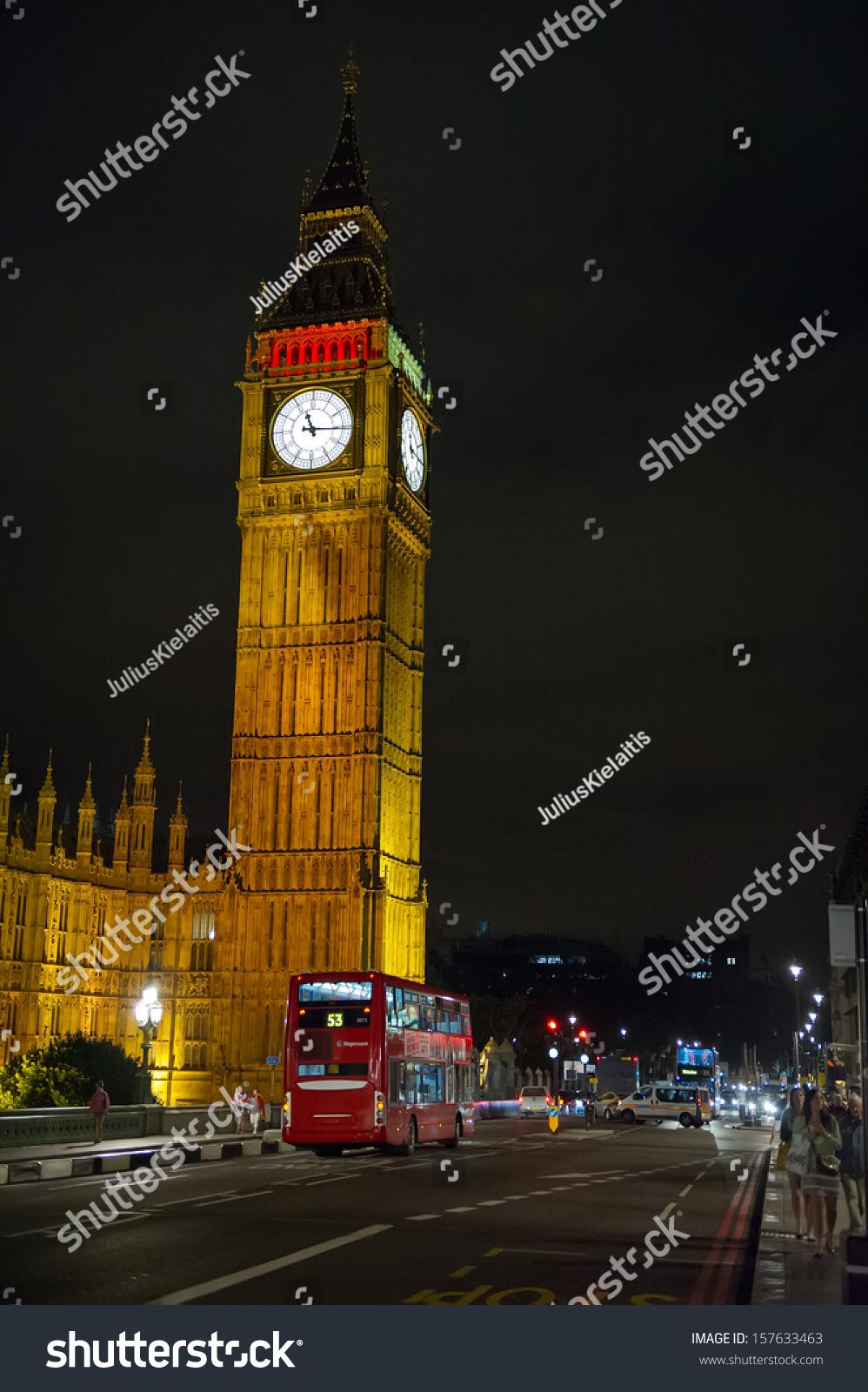 London may 21 big ben house stock photo 157633463 shutterstock london may 21 big ben and house of parliament at night on may 21 biocorpaavc