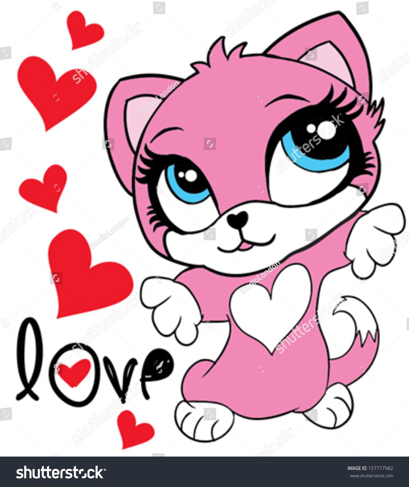Cute Cartoon Character Design : Cute cat t shirt graphics cartoon characters