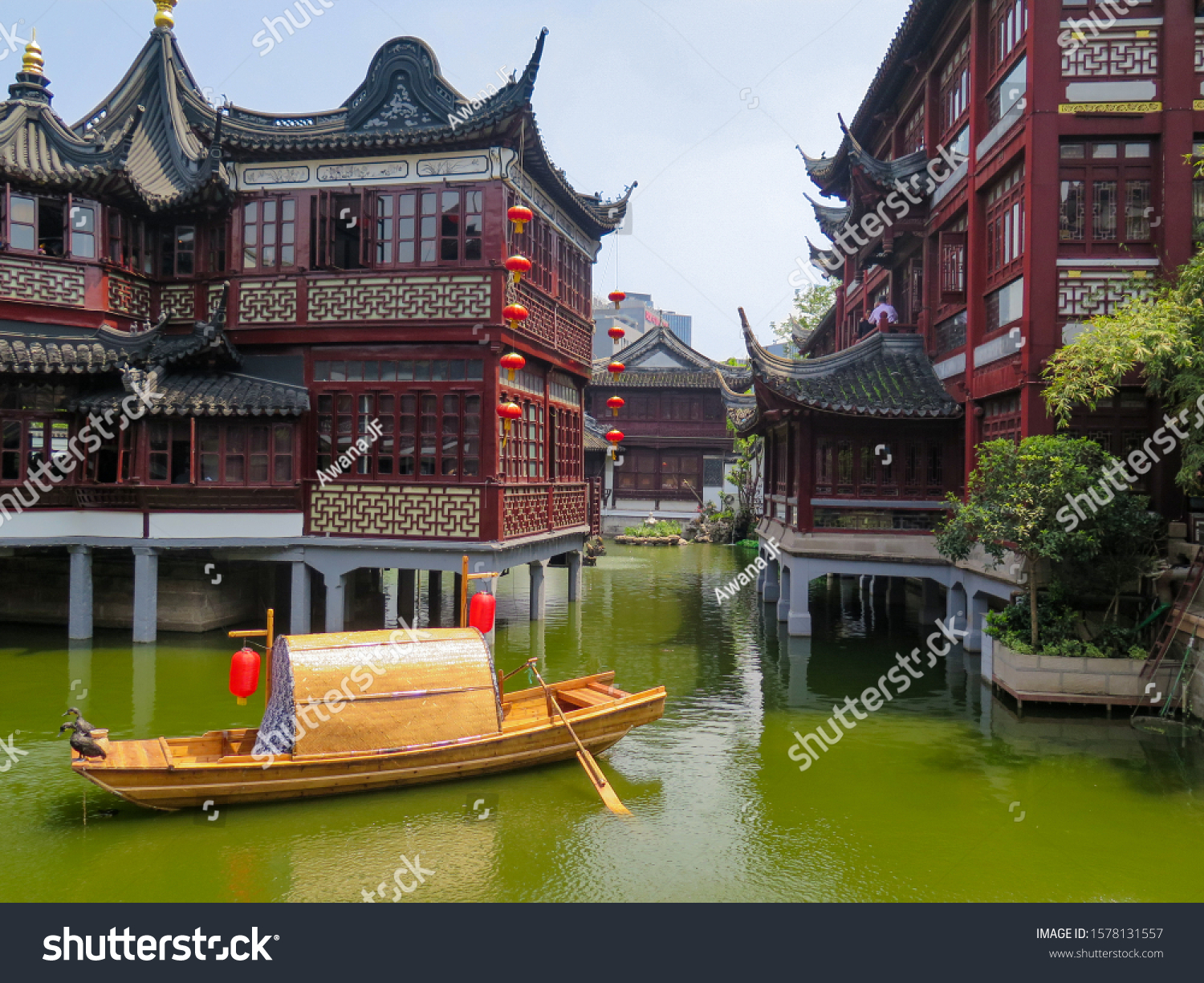 stock-photo-traditional-chinese-wooden-b