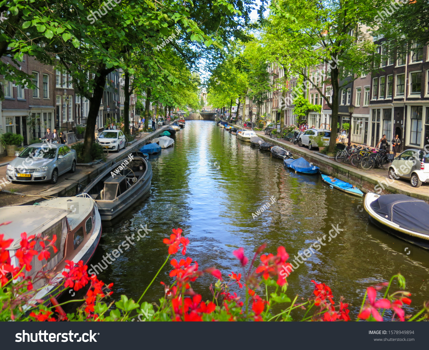 stock-photo-amsterdam-netherlands-august