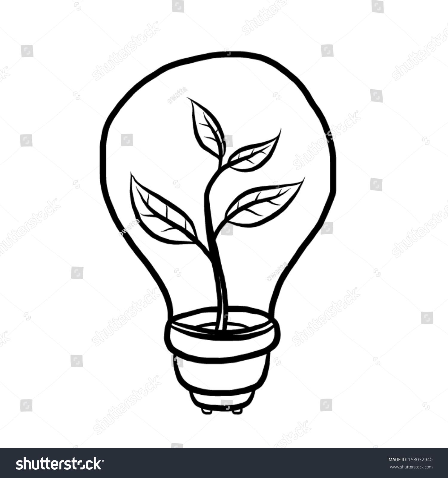 Eco Concept Light Bulb : Small Plant Grow In Light Bulb ...