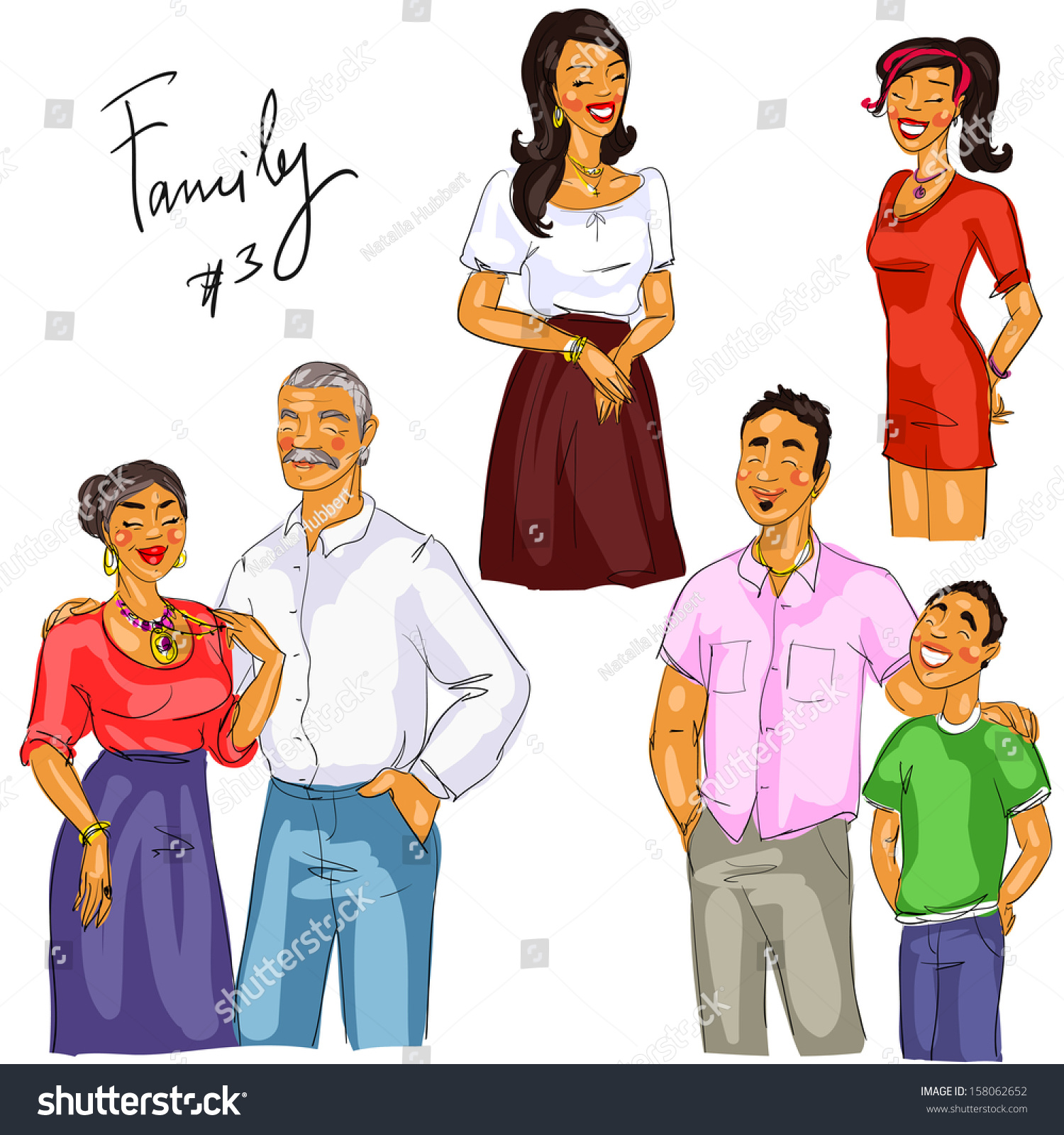 Multi generation family photo ideas